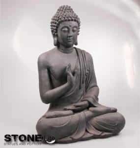 Tuinbeeld Boeddha Gerechtigheid 40cm