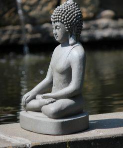 Zittend-Boeddha-tuinbeeld-40-centimeter-2