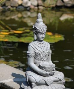 Kwan-yin-tuinbeeld
