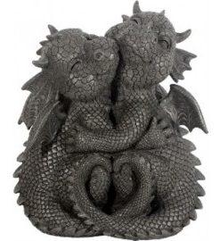 Tuindraak ''Loving Dragons''
